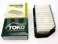 Воздушный фильтр на HYUNDAI i30