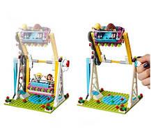 Конструктор Bela 10560 Подружки. Парк развлечений: Автодром (аналог Lego Friends 41133), фото 2
