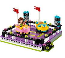 Конструктор Bela 10560 Подружки. Парк развлечений: Автодром (аналог Lego Friends 41133), фото 3
