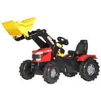 Трактор Rolly farm trac 611133