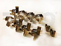 Ремкомлект тормозних колодок на TOYOTA STARLET