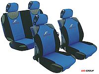 Чехлы-майки Milex Racing P+T светло-синие