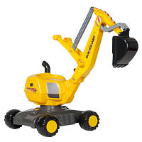 Rolly toys Экскаватор Rolly digger NH Construction 421091