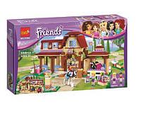 Конструктор Bela серия Friends / Подружки 10562 Клуб верховой езды (аналог Lego Friends 41126)