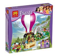 Конструктор Lele серия Friends / Подружки 79166 Путешествие на воздушном шаре (аналог Lego Friends 41097)