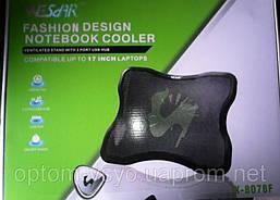 Подставка-кулер для ноутбуков Vesar 8078