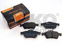Колодки тормозные дисковые на FORD C-MAX, GRAND, FOCUS, KUGA, TOURNEO, TRANSIT