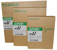 Рентгенографическая пленка Fuji 30*40 (синяя, зеленая)