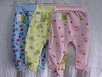 Штанишки для новоражденных