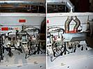 Кромкооблицовочный станок HolzHer Sprint 1327 б/у проходной 2012 года выпуска, фото 2