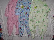 Человечек для новорожденного р 62- 68 74- Украна