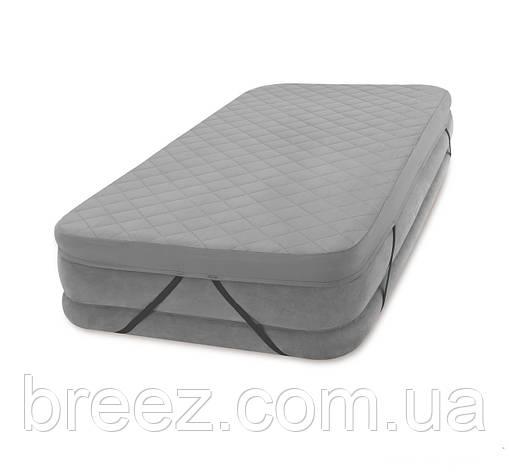 Наматрасник для надувной кровати Intex 69641, 191 х 99 х 10 см, фото 2