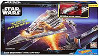 Трек Hot Wheels Star Wars (Атака имперского крейсера), Mattel