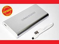 Практичный Power Bank Samsung 20000 металл. Отличное качество. Современный дизайн. Купить. Код: КДН1843