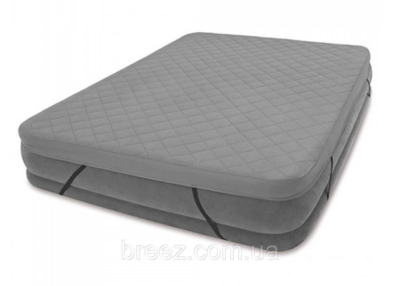 Наматрасник для надувной кровати Intex 69643, 203 х 152 х 10 см