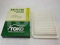 Воздушный фильтр на TOYOTA CAMRY, VENZA