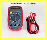 Мультиметр DT UT33B UNI-T