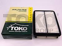 Воздушный фильтр на VW TARO