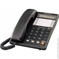 Проводной Телефон Panasonic KX-TS2365 Black (KX-TS2365RUB)