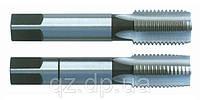 Метчик машинно-ручной М10х0.5 комплект из 2-х штук Р6М5, левый