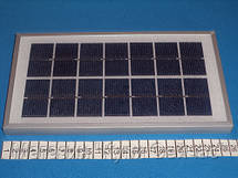 Фонарь на солнечной батареи YJ 5833!Опт, фото 3