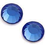 Стразы Сваровски 2028 Sapphire 206, 100шт(SS5)