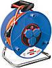 Удлинитель Brennenstuhl на катушке  Garant 40 м; 3 розетки; AT-N07V3V3-F 3G1,5; Bretec®