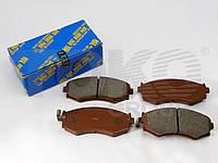 Колодки тормозные дисковые на NISSAN PRIMERA, SKYLINE, 200