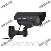 Муляж камеры видеонаблюдения Dummy CCTV Camera, фото 3