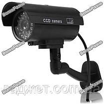 Муляж камеры видеонаблюдения Dummy CCTV Camera, фото 2