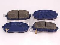 Колодки тормозные дисковые на HYUNDAI i10, i20