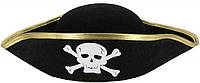 """Шляпа """"Пиратская треуголка"""" взрослая"""