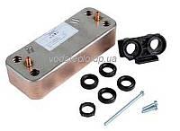 61302409 вторичный теплообменник mira 24 квт Пластинчатые паяные теплообменники Danfoss серия XB37M Сыктывкар