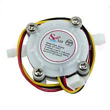 Датчик протока YF-S401, 0.3-6 л/мин