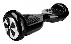 "Гироборд 6.5"" BT SD  black черный (АКБ Samsung) гироскутер"