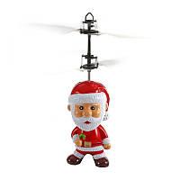 Игрушка летающий Дед Мороз
