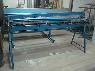 Гильотинные ножницы для резки листового металла| гильотина для листового металла ГР-Д 2000 PsTech Украина, фото 2