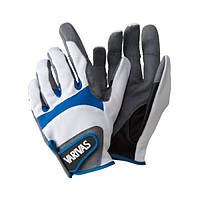Game Glove VAG-10 White L перчатки Varivas