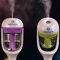 Увлажнитель воздуха в машину Car Humidifier Nanum!Акция