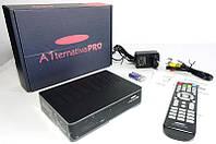 Спутниковый тюнер U2C A1ternativa PRO (SAT+IPTV) прошитый с каналами