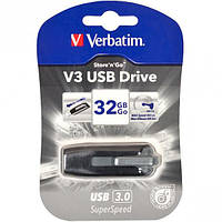 Флешка USB 3.0 32  Gb Verbatim SuperSpee… (арт.49173)