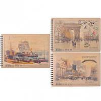 Альбом A5 «KRAFT»  40 листов, 120  г/м² … (арт.AR5740)