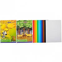 Цветной картон А4 7 цветов, 14 листов «Z… (арт.Z14/7)