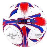 Мяч футбольный Grippy Ronex-Joma4 красный RX-JM4-R