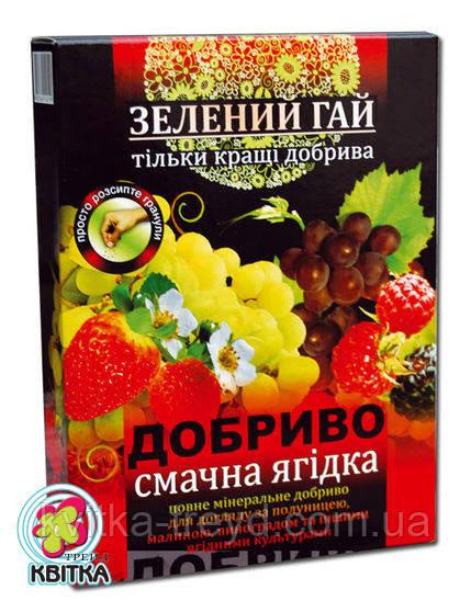 Удобрение для плодово-ягодных растений Зеленый гай AQUA 500г