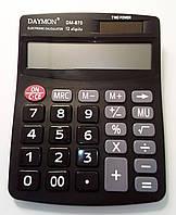 Калькулятор Daymon DC-870 12 разрядный
