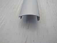 Алюминиевый рамочный профиль 2871 для клик системы 25мм