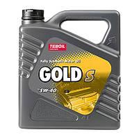 Масло моторное Teboil Gold S 5W40 4L
