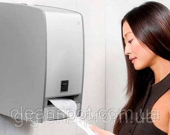 Сенсорный держатель ( диспенсер, раздатчик) бумажных полотенец