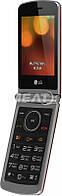 LG G360 Dual Sim Red (LGG360.ACISRD)